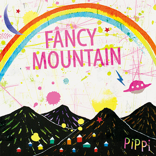 PiPPi 2nd Album「FUNCY MOUNTAIN」